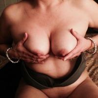 Medium tits of my wife - Coco