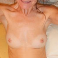 My very small tits - Kris