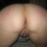 My wife's ass - MyChicky