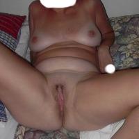 Medium tits of my wife - Boobies
