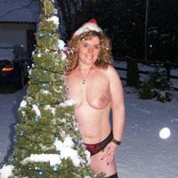 Lincolnshire Snow - Big Tits, Lingerie