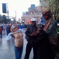 Another Trip to Vegas - Public Exhibitionist, Public Place