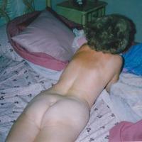 My ass - bare ass