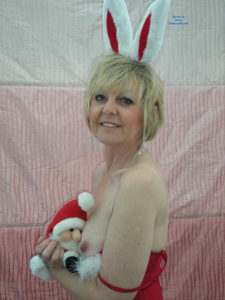 Pic #2 Sexy Joy - Blonde, High Heels Amateurs, Lingerie, Mature