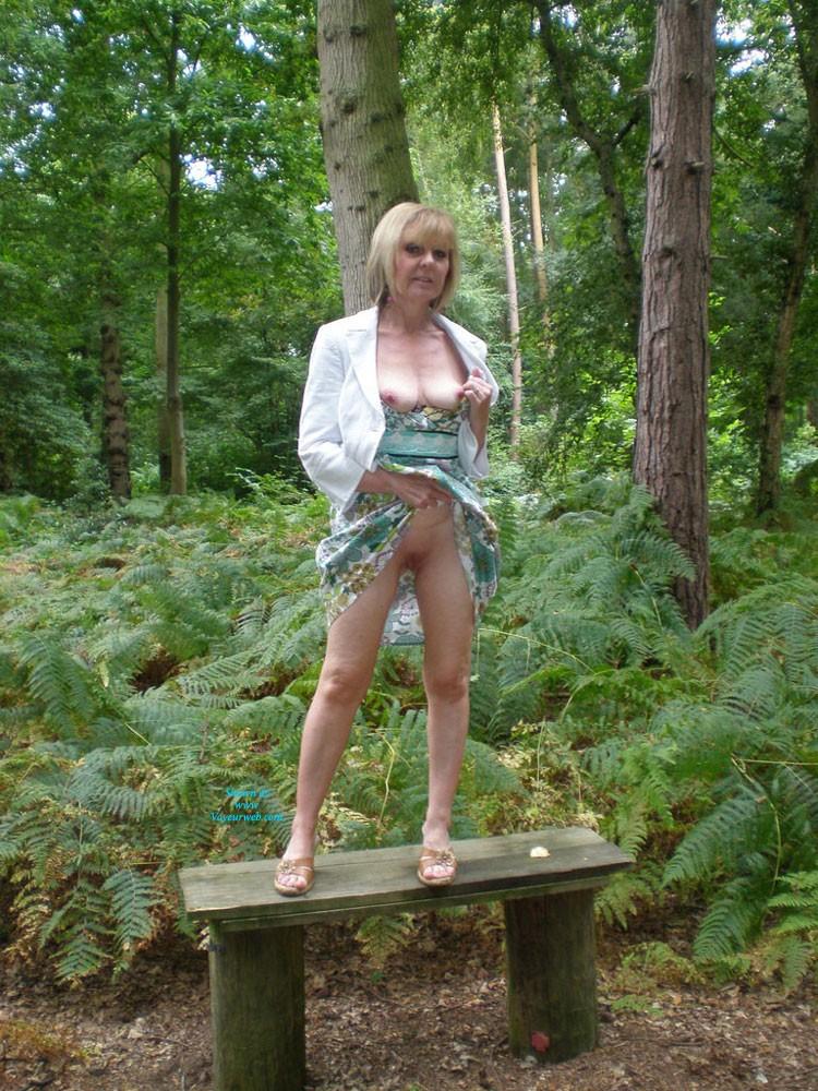 Pic #5 Sexy Joy - Blonde, High Heels Amateurs, Lingerie, Mature