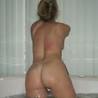 My girlfriend's ass - Samantha