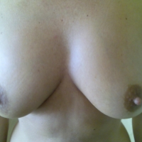 Large tits of my girlfriend - Darling Nicky