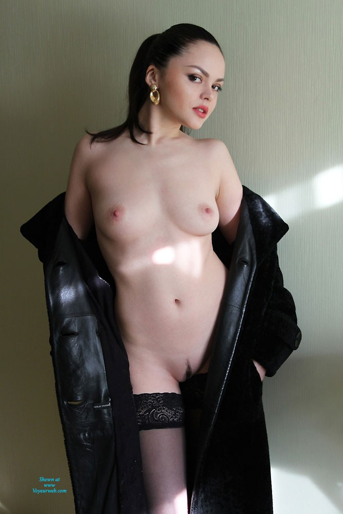 Sexy Brunette Stripteasing - Brunette Hair, Firm Tits, Flashing Tits, Flashing, Hard Nipple, Nipples, No Panties, Perfect Tits, Showing Tits, Stockings, Trimmed Pussy, Hot Girl, Pussy Flash, Sexy Body, Sexy Boobs, Sexy Face, Sexy Girl, Sexy Legs, Sexy Lingerie , Brunette, Nude, Stripteasing, Flashing, Trimmed Pussy, Firm Tits, Nipples
