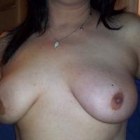 Large tits of my girlfriend - Dehalia