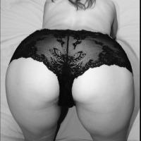 My wife's ass - bobandvic
