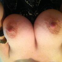 Very large tits of my wife - WifeMandi