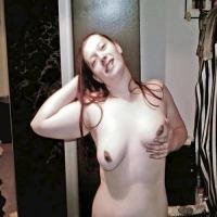 Medium tits of my ex-girlfriend