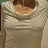 Loving The Fun - Hard Nipples, See Through