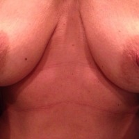 Medium tits of my wife - Katherina