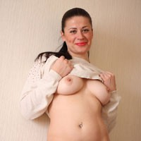 Viko First in PS - Big Tits, Brunette, Shaved