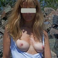 Medium tits of my ex-wife - Amanda