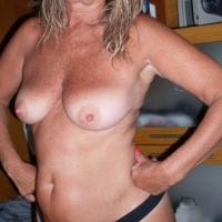 Medium tits of my girlfriend - GRACE