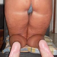 My girlfriend's ass - Grace