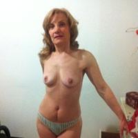 52enne Nuda per Voi - Big Tits, Mature