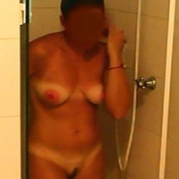 Small tits of a neighbor - Val