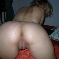 My wife's ass - Julie