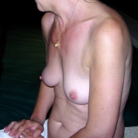 My small tits - Laure