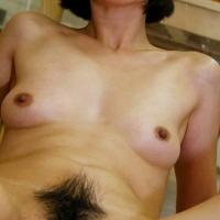 My very small tits - blush