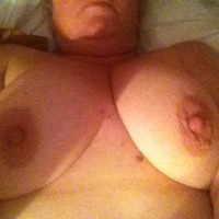 Large tits of my wife - Beauts