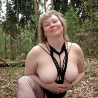 *PA *JO Sexy Tina in The Wood 1