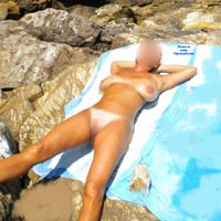 Voglia - Beach, Big Tits, Shaved