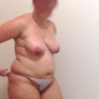 Medium tits of my ex-wife - Paula