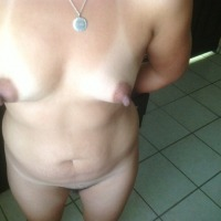 Very small tits of my girlfriend - G