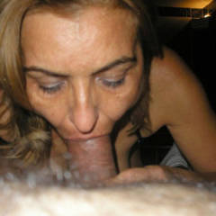 Gladys IX - Blowjob, Mature