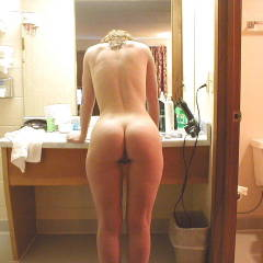 My wife's ass - The Wife