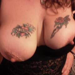 Medium tits of my wife - MissCat