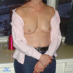 Bashfulgranny in The Hotel Window - Medium Tits, Wife/Wives