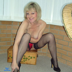 Sexy Joy - Blonde, Mature