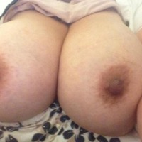 Extremely large tits of my girlfriend - Xxx