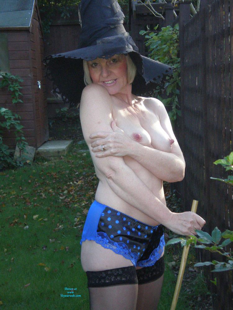 Pic #4 Sexy Joy - Blonde, Medium Tits, Lingerie