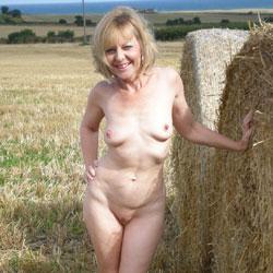 Sexy Joy - Blonde, Medium Tits, Lingerie