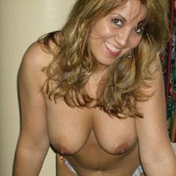Angie - Big Tits, Dressed