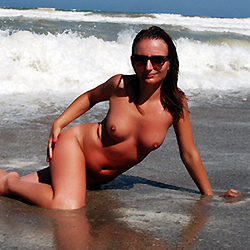 Model Pose At The Beach - Big Tits, Brunette Hair, Erect Nipples, Exposed In Public, Firm Tits, Full Nude, Hard Nipple, Naked Outdoors, Nipples, Nude Beach, Nude In Public, Nude Outdoors, Perfect Tits, Showing Tits, Sunglasses, Water, Wet, Beach Tits, Beach Voyeur, Naked Girl, Sexy Ass, Sexy Body, Sexy Boobs, Sexy Face, Sexy Feet, Sexy Figure, Sexy Girl, Sexy Legs, Sexy Woman