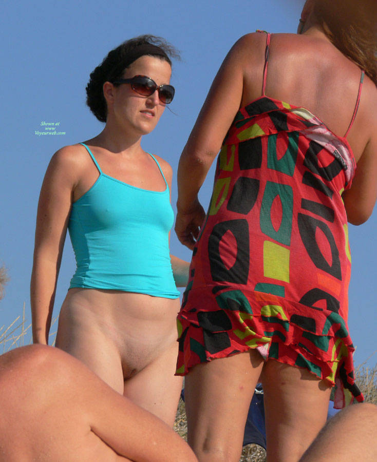 Pic #9 Beach Voyeur: Girls In Greece