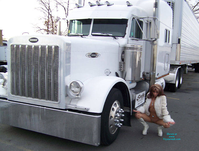 Naked Wife In Truck 104