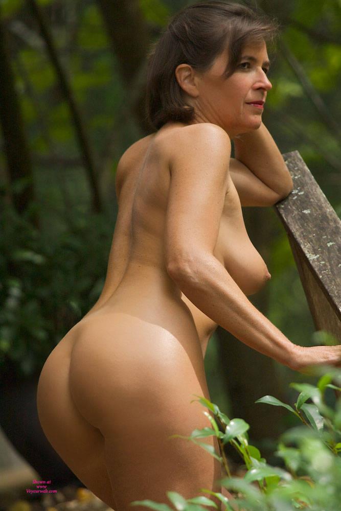 Nude Girl Vanessabautumn - April, 2012 - Voyeur Web-4019