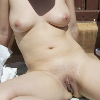 Large tits of my wife - apples_show