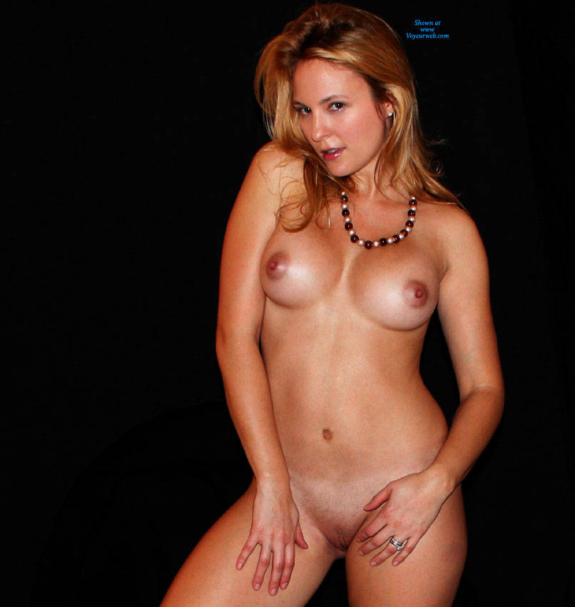Nude Milf Frontal View - Blonde Hair, Long Hair, Milf, Shaved Pussy, Sexy Woman , Curvy Hips And Thighs, Frontal Nude, Beautiful Milf, Beads And Boobs, Wedding Rings, Just A Bead Necklace, Brown Eyes