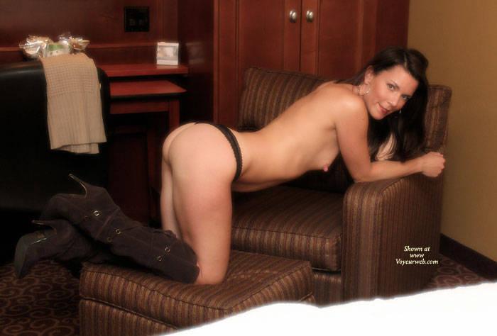 Pic #5 Nude Girl:Trinity's Birthday Treat