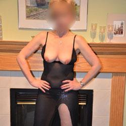 Lingerie Photoshoot - Big Tits