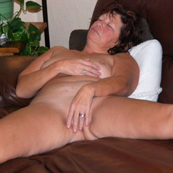 Pussy Pleasure - Big Tits, Shaved, Brunette
